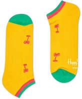 Happy Socks Athletic Palm Beach Low Sock