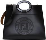 Fendi Perforated Tote Bag