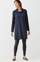 J. Jill Pure Jill Soft-Cowl Dress