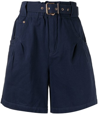 Alice McCall Bronte belted shorts