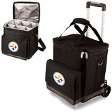 Picnic Time Pittsburgh Steelers Cellar Trolley