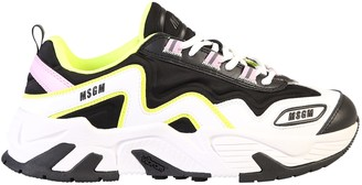 MSGM Branded Sneakers