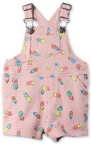 Stella McCartney pineapple print pookie overalls