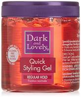 Dark & Lovely Dark and Lovely Quick Styling Gel Regular Hold 450ml
