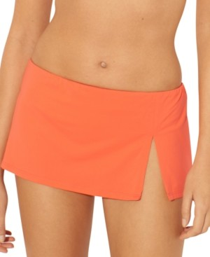 BLEU by Rod Beattie Bleu Rod Beattie Slit Swim Skirt Women's Swimsuit