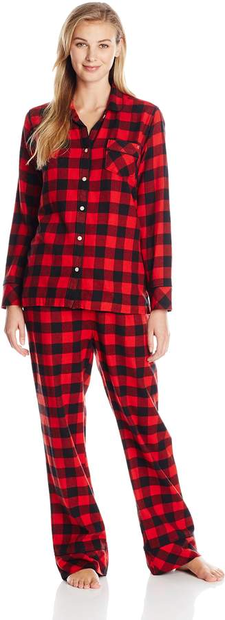 Woolrich Women's First Light Flannel Sleep Set