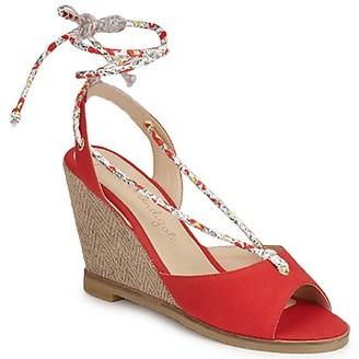 Petite Mendigote BLONDIE women's Sandals in Red