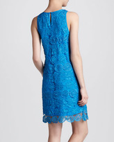 Madison Marcus Relaxed Lace Tank Dress