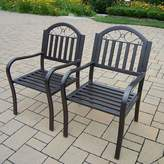 Rochester Outdoor Arm Chair 2-piece Set
