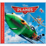 Disney Planes Soundtrack CD