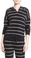Chaser Women's Stripe Hoodie