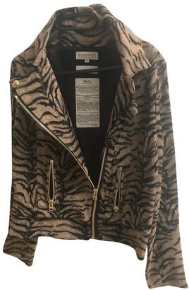 Heimstone Brown Polyester Jackets
