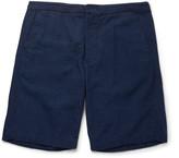Oliver Spencer Kildale Cotton Shorts