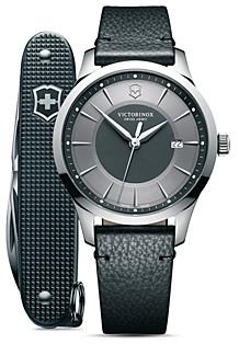Victorinox Alliance Watch Gift Set, 40mm
