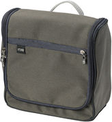Asstd National Brand Brushed Twill Hanging Toiletry Kit