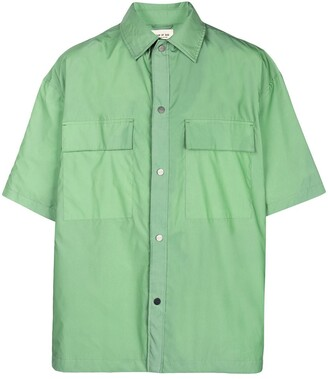 Fear Of God Oversized Short-Sleeved Shirt