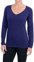 Columbia Everyday Kenzie V-Neck Shirt - Long Sleeve (For Women)
