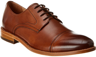 Warfield & Grand Harris Leather Oxford