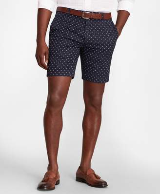 Brooks Brothers Printed Flower Shorts