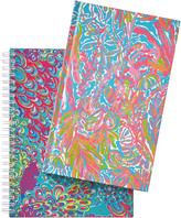 Lilly Pulitzer Scuba To Cuba And Lagoon Journal Set