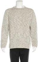 Hermes Cashmere Rib Knit Sweater