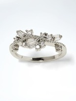 Banana Republic Crystal Cut Ring