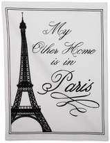 Mud Pie Eiffel Tower Flour Sack Towel