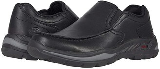 Skechers Arch Fit Motley - Hust (Desert) Men's Shoes