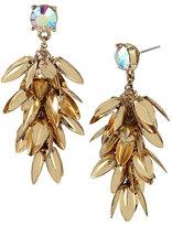Betsey Johnson I Dream Of Betsey Waterfall Earrings