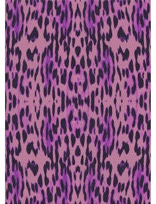 East Urban Home Patterned Black/Pink Area Rug East Urban Home Rug Size: Rectangle 5' x 7'