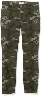 William Rast Women's Crop Skinny Camo Pant