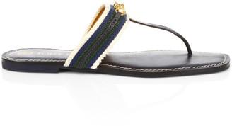 Tory Burch Jessa Flat Thong Sandals