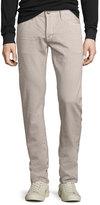 Tom Ford Five-Pocket Corduroy Pants, Beige