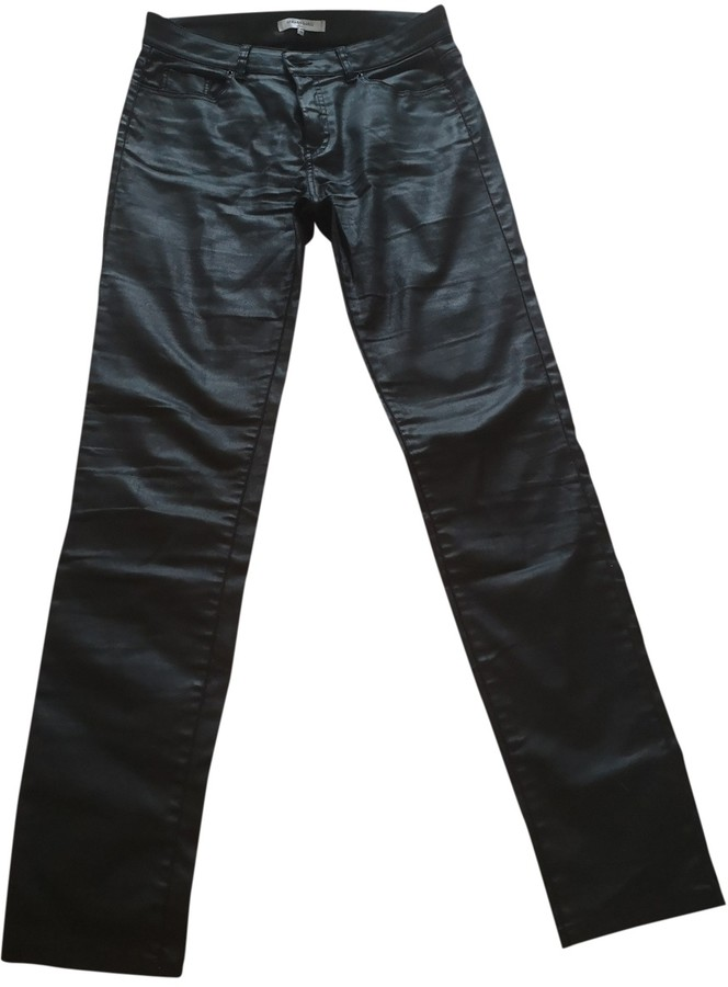 Thumbnail for your product : Gerard Darel Black Cotton - elasthane Jeans