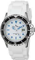 Lucien Piccard Women's LP-12883-02-BLA Vaux Analog Display Japanese Quartz White Watch