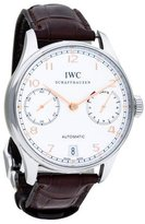 IWC Portuguese Watch