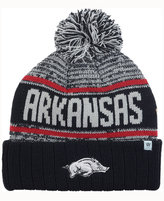 Top of the World Arkansas Razorbacks Acid Rain Pom Knit Hat