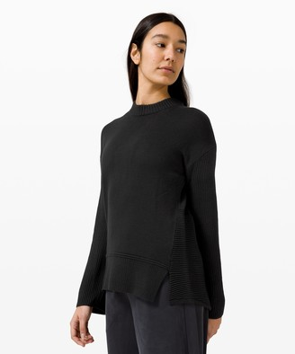 Lululemon Total Ellipse Sweater