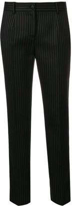 Dolce & Gabbana Low Waist Tailored Trousers