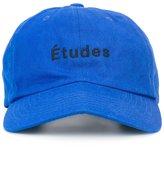 Études - logo baseball cap - unisex - Cotton - One Size
