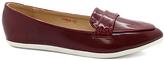 Rush Burgundy London Patent Loafer