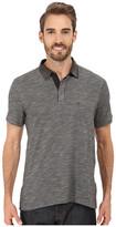 Calvin Klein Jeans Slim Fit Denim Collar Polo Shirt