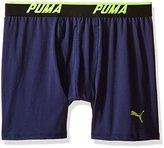 Puma Men's 1 Pack Boxer Brief