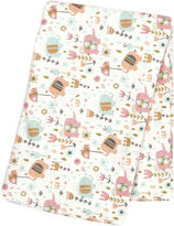 TREND LAB, LLC Trend Lab Playful Elephants Deluxe Swaddle Blanket