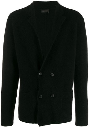 Roberto Collina Double-Breasted Cardigan