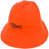 Rykiel Enfant - fish print hat - kids - Cotton - 56 cm