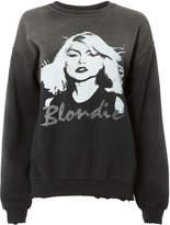 Madeworn Blondie Glitter Sweatshirt