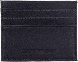 Emporio Armani Cross Credit Card Holder