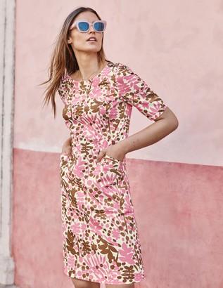 Iona Button Detail Dress