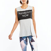 Lucy Graphic Tank-tranquility Now